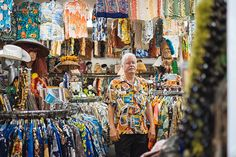 Bailey's Antiques and Aloha Shirts - Meet The Man With The World's Largest Collection Of Hawaiian Shirts