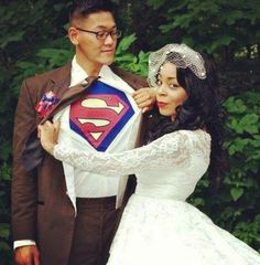 Every woman wants to marry superman #AMBW