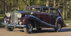 1956 Rolls-Royce Silver Wraith  Chassis no. 7356