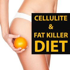 Anti-Cellulite Diet: How to get rid of cellulite on buttocks and thighs fast? Cellulite and Fat burning diet. 2 week challenge to get rid of cellulite Workout + Lifestyle plan.