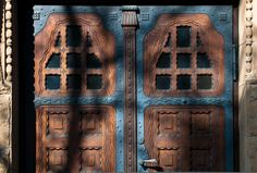 Art nouveau door - Stuttgart