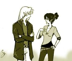 Sesshoumaru & Kagura
