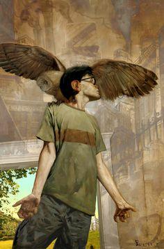 Tim Hunter (Books of Magic) by Jon Foster.