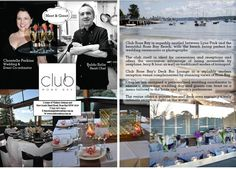 """Meet & Greet"" with Club Rose Bay's Event Team in Wedding Style Guide ~ Summer 2013  12.12.12"