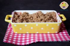 Welcome summer with one of these naturally sweet recipes for crumbles, cobblers, and crisps. Nectarine Crisp, Sweet Recipes, Simple Recipes, Cobbler, Chutney, Baking Recipes, Cereal, Food And Drink, Easy Meals