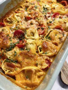 Ofen Tortellini Rezept