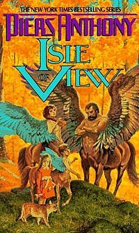 Isle of View by Piers Anthony. Book 13 - Xanth
