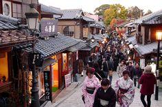 Ninen-zaka Path (二年坂) | Flickr - Photo Sharing!