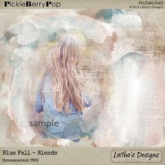 Blue Fall - Blends By Laitha's Designs