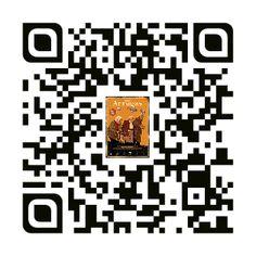 Check out my fancy QR Code conceived with the help of Unitags generator. http://arrugasapreciadas.blogspot.com.es/