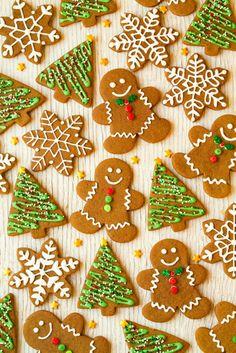 weihnachtsplätzchen dekorieren weihnachtsbäckerei weihnachtskekse
