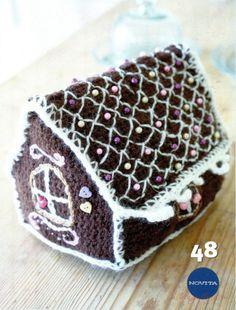 Christmas Knitting free pattern