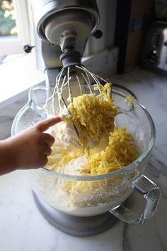 Lemon Summer Squash Bread by Heather Christo, via Flickr