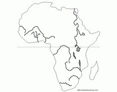 Africa Physical Features