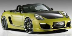 2012 speedART Porsche Boxster SP81-R