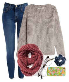 """Gotta get that fall aesthetic"" by southernrcharm on Polyvore featuring Mes Demoiselles..., Old Navy, Topshop and Lilly Pulitzer"
