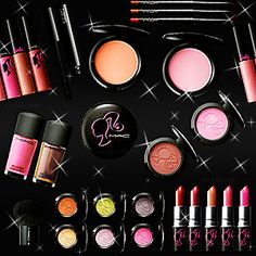 MAC barbie collection. So COOL!!!