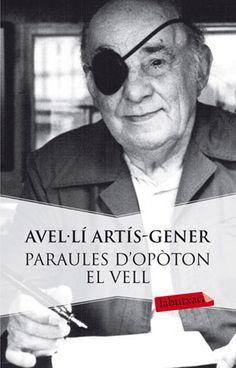 'Paraules d'Opòton el vell', d'Avel·lí Artís-Gener, el llibre escollit per a la tertúlia del mes de maig de @llegimipiulem Tapas, Round Sunglasses, Mens Sunglasses, Reading, Books, Dali, Writers, Products, Pockets