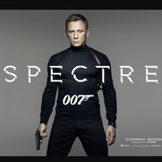 We're pretty sure DC isn't wearing an @omega Aquaterra in this teaser poster. Is that a nylon strap we spy? A Seamaster 300 is the obvious choice, but do we have any other guesses? ️ #bond #Spectre #007