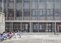 Gallery - Refurbishment Of 906 School In Sabadell / H Arquitectes - 1