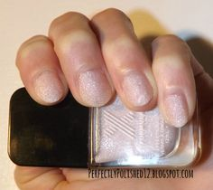 "PerfectlyPolished12: Formula X for Sephora ""Starfish"" with no topcoat"