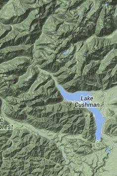 Dry Creek (6 mi roundtrip, East Olympics)