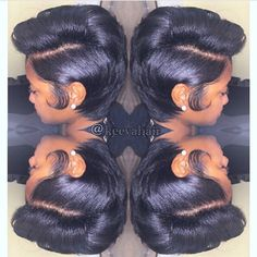 Nailed It @keevahair - http://community.blackhairinformation.com/hairstyle-gallery/short-haircuts/nailed-it-keevahair/