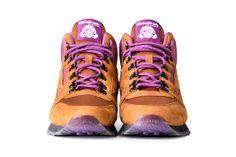 Reebok x Foot Patrol Classic Leather Mid 'On The Rocks'