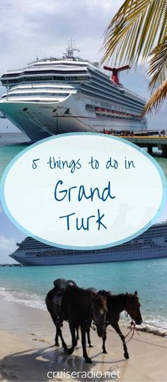 Grand turk cruise