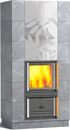 Due to its unique structural design, NunnaUuni soapstone wood stove needs to be heated just around 2 or 3 hours in order to produce steady, prolonged heat for a full 24 hour period.
