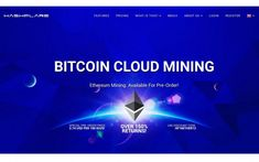 HashFlare can be a cloud mining service that was launched by HashCoins in 2015. It provides cloud mining for both of those Ethereum and Bitcoins. HashFlare's primary intention should be to make cloud mining obtainable to every consumer regardless of age, investment, spot, technical nouse or even expertise. HashFare offers a beautiful referral bonus of 10% (hashflare code 31C1B5AF), which can be at this time on par using the optimum referral premiums offered by cloud mining companies.