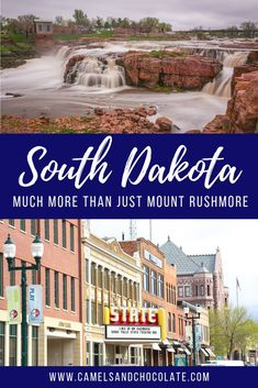 South Dakota Travel: A Weekend Guide to Sioux Falls Usa Travel Guide, Travel List, Us Travel, Travel Guides, Wanderlust Travel, Travel Advice, Family Travel, Weekender, South Dakota Travel
