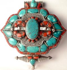 Google Image Result for http://www.exoticindiaart.com/details/jcjewelry/large_gau_box_pendant_with_turquoise_coral_and_jpu91.jpg