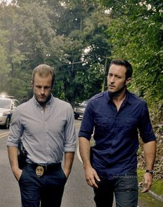 ♥♥♥ H50 promo ep 5.24 - Scott Caan and Alex O'Loughlin