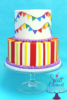 carnival birthday cakes - Google Search