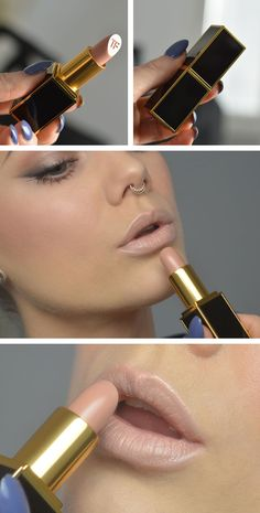 Vanilla Suede Tom Ford, perfect nude lips #lips #lipstick #beautyinthebag