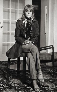 "Marianne Faithfull ""June 29, 1967 - West Sussex, England, U.K. - Marianne Faithfull after her… Plus"