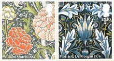 I LOVE William Morris' illustrations