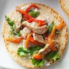 60 Cheap Dinner Ideas for Family Meals Under $10 | Taste of Home Diabetic Recipes For Dinner, Dinner Recipes, Diabetic Foods, Dinner Ideas, Lunch Ideas, Diabetic Cake, Diabetic Desserts, Dinner Menu, Pita Recipes