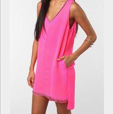 Sparkle & Fade Perimeter Dress