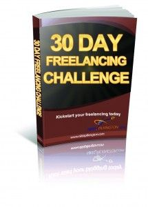 Do you want to be a freelancer? Or have you recently become freelance? Then this challenge is for you...