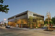 Fraunhofer-Institut TZA / JSWD Architekten