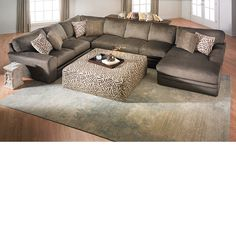 The Dump Furniture Outlet   FAMOUS AMERICAN HANDMADE SECTIONAL