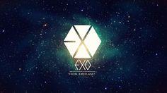 EXOPLANET logo stars Exo Wallpaper Hd, Laptop Wallpaper, Galaxy Wallpaper, Hd Wallpapers For Laptop, Hd Logo, Exo Album, Typography Poster Design, Poster Design Inspiration, Exo Chanyeol
