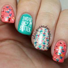 Nail It! Daily: Indie Nails! #nailitdaily