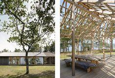 Summerhouse Äpplarö. Arrhov Frick arkitekter. » Lindman Photography
