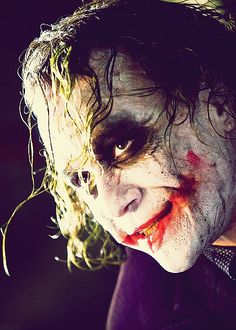 The Joker (I always like to think Brittany Murphy would have been Ledger's…