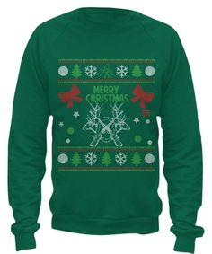 Hunting - Ugly Christmas Sweater Printed huntingift