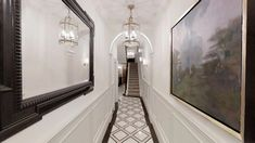 Holland Park, London Tours, D House, Tour Guide, House Tours, Oversized Mirror, 3 D, Floor Plans, Explore