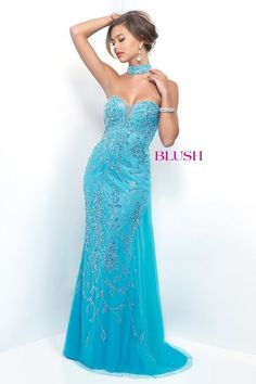 072fa0d947 Blush by Alexia 11246 The fabric in this Blush Prom style is Beaded Tulle